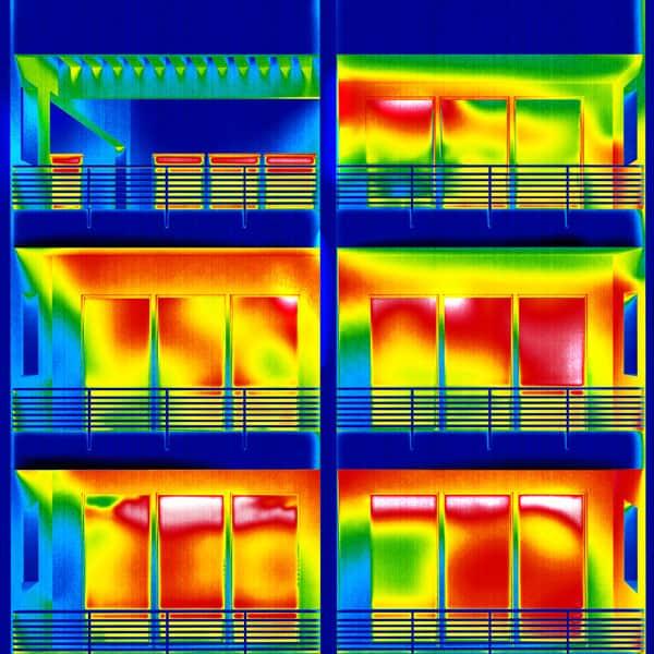 Termografía en la construcción